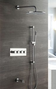 Shower Manufacturer Introduce Shower Type