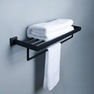 Bathroom Accessories Placement