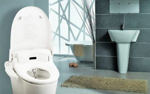 Japan's Duty Free Smart Toilet Seat is not selling well as fewer tourists visit Japan