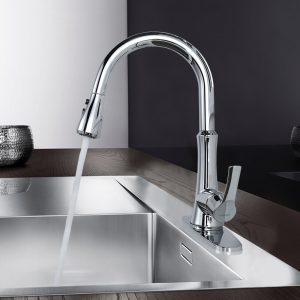 Water-saving taps are not water-saving? Foreign