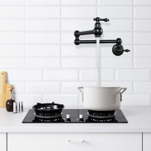 The old national standard faucet is still popular in the market