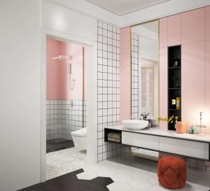 Laoka Whole House Customization | My Bathroom Is So Beautiful! Every Time I Send My Friends To Ask For The Same Model!