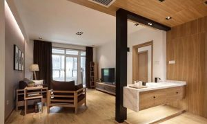 More And More People Do Not Install Sink In The Bathroom Of Their Homes. This Is A Smart Design That Will Be Popular In 2021, And It's Really Awesome!