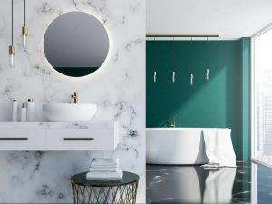 Reject Moisture. The Focus Of Bathroom Cabinets Against Moisture