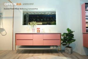 Oppein Bathroom Expo's Highlight Moment   Full Bathroom Customization 3.0 Leads The Whole Industry Chain Upgrade Of The Bathroom Industry
